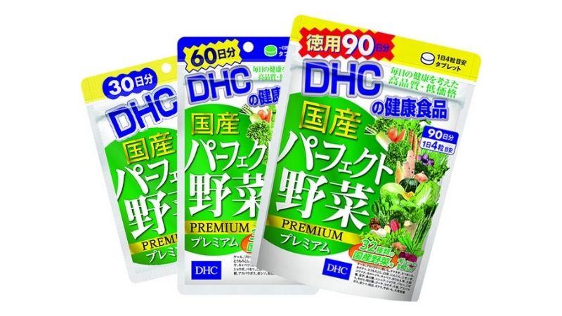 Rau củ DHC được nhiều người sử dụng