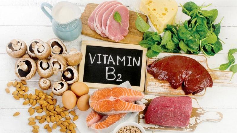 Vitamin B2 giúp tóc mọc chắc khỏe hơn