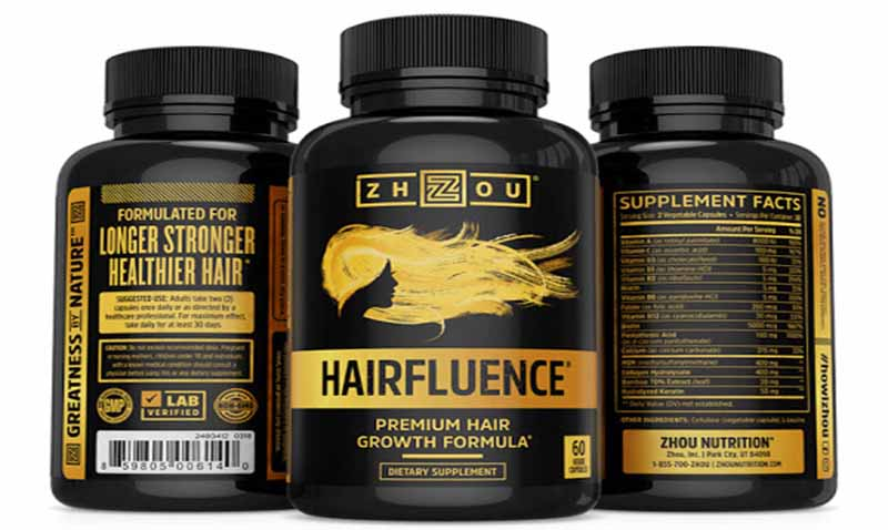 Bổ sung các vitamin tốt cho tóc, giúp tóc phát triển khỏe mạnh từ sâu bên trong