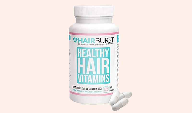 Hairfinity Hair Vitamins là sản phẩm chăm sóc tóc nổi tiếng của Anh