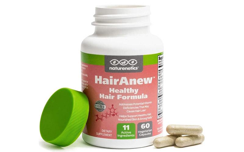Vitamin tốt cho tóc giúp phục hồi hư tổn do thuốc uốn, nhuộm