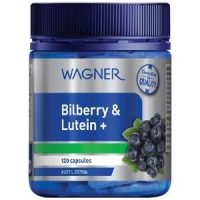 Wagner Bilberry & Lutein