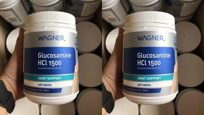 Ưu điểm của Glucosamine Wagner