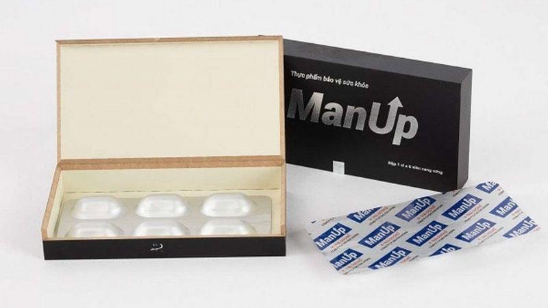 ManUp giúp nam giới lấy lại phong độ