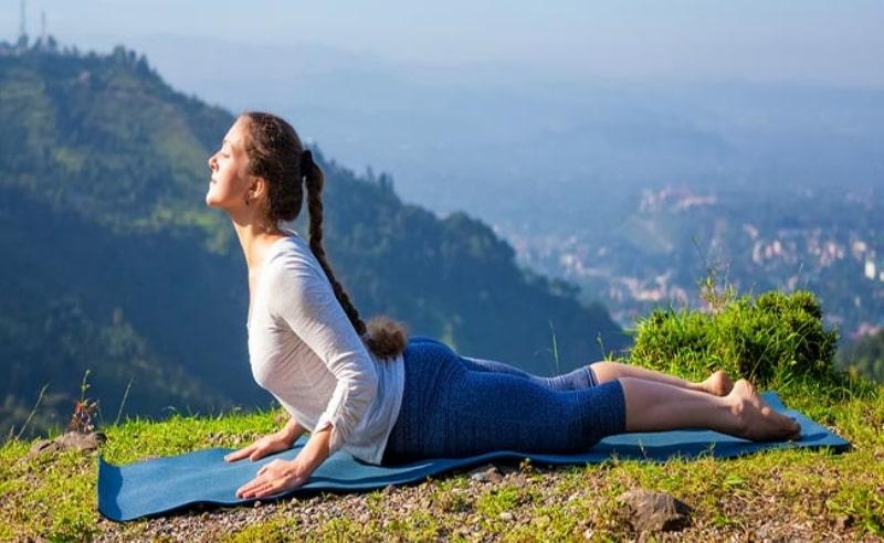 Vận động bằng các bài tập vừa giúp tăng cường sức khoẻ vừa cải thiện sinh lý
