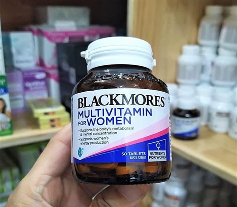 Blackmores Multivitamin For Women