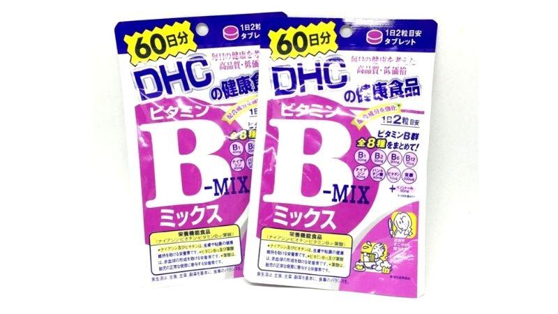 Bổ sung viên uống vitamin B tổng hợp