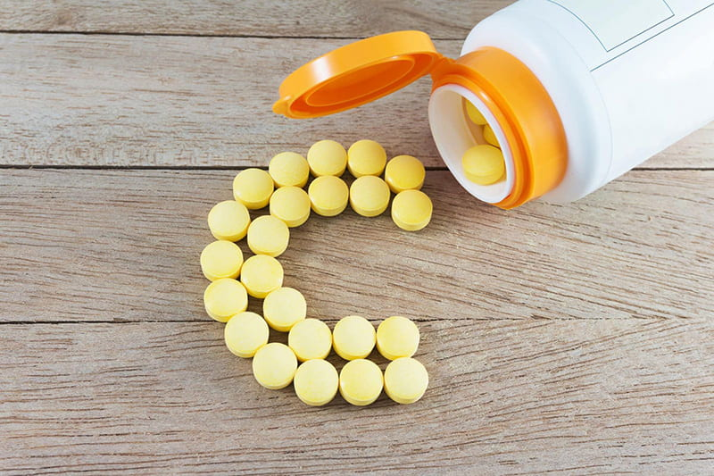 Cần sử dụng vitamin C đúng hàm lượng khuyến cáo
