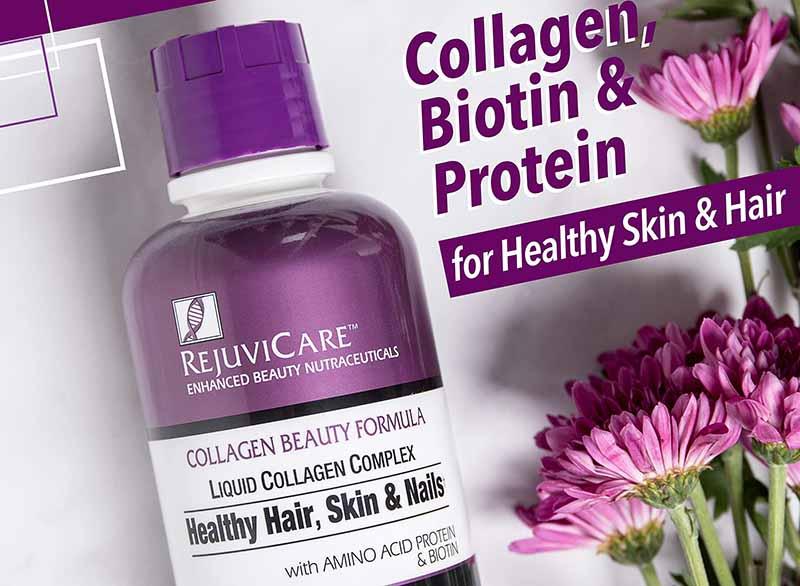 RejuviCare Collagen Beauty Formula Liquid có xuất xứ từ Mỹ