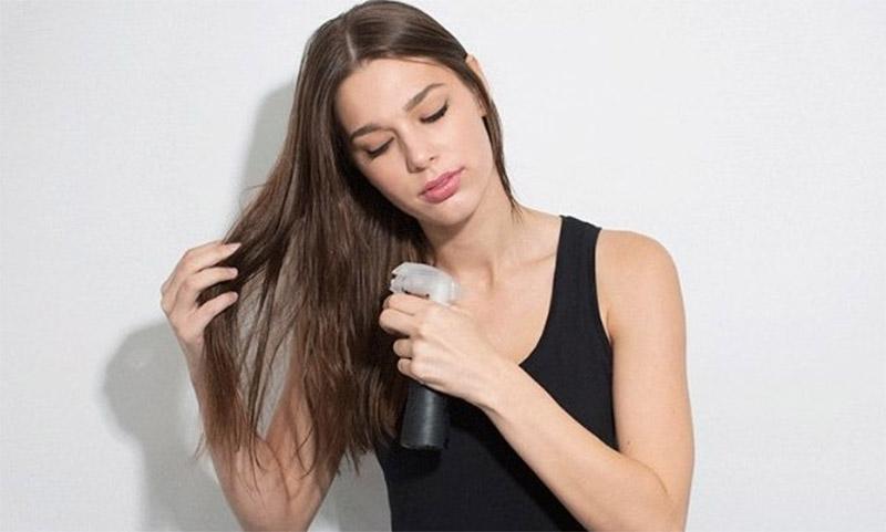 Bảo vệ tóc để tránh hư tổn
