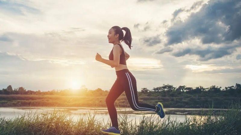 Luyện tập thể dục thể thao giúp cân bằng nội tiết tố