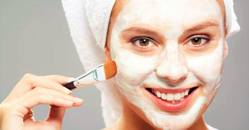 Sữa chua có tác dụng phục hồi da mặt bị dị ứng
