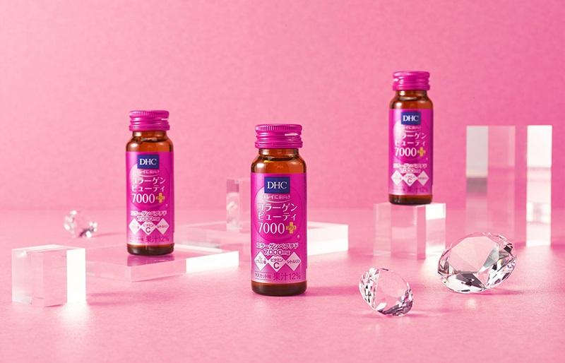 DHC Collagen Beauty 7000 Plus vừa làm đẹp tóc, dưỡng da lại giúp móng chắc khỏe