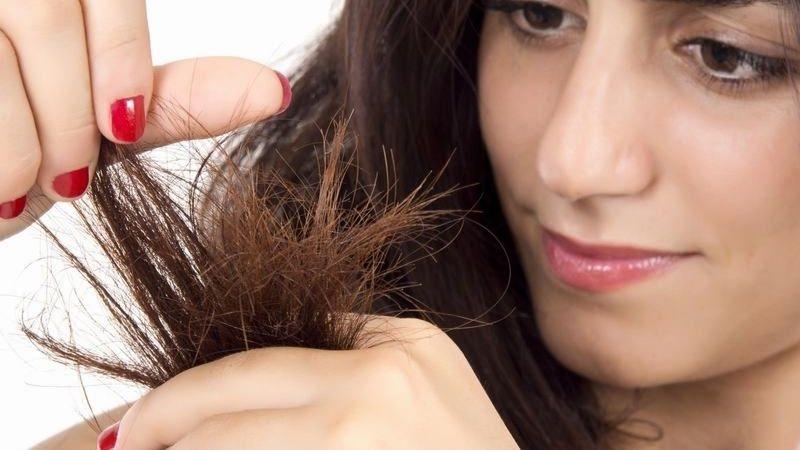 Tóc hư tổn cần được chăm sóc kỹ lưỡng