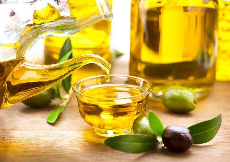 Sủ dụng dầu oliu cho tóc khỏe đẹp