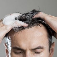chăm sóc tóc nam