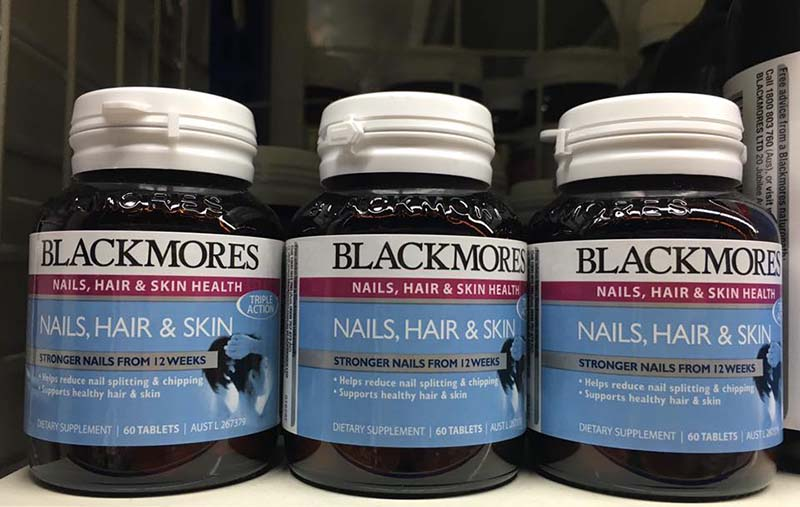 Blackmores Nail Hair Skin