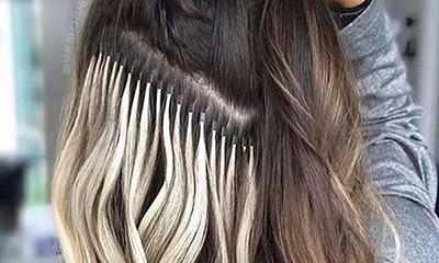 Chăm sóc tóc nối suôn mượt