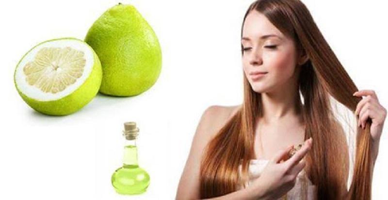 Từ lâu đời, việc sử dụng vỏ bưởi, tinh dầu bưởi đã được nhiều người áp dụng để chăm sóc tóc rụng