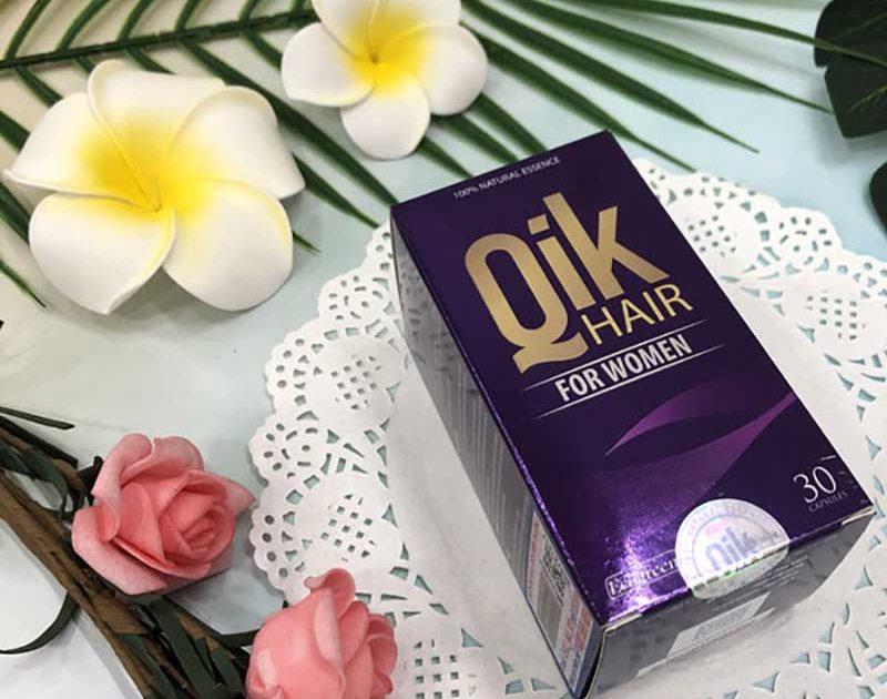 Qik Hair Formen