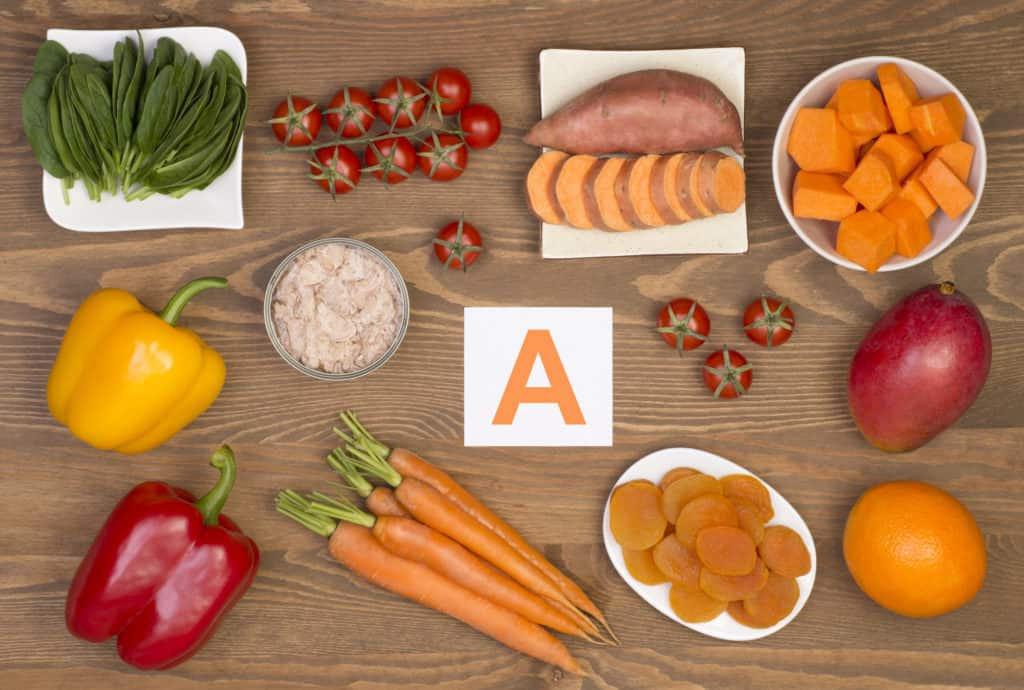 Vitamin A là loại vitamin tan trong dầu