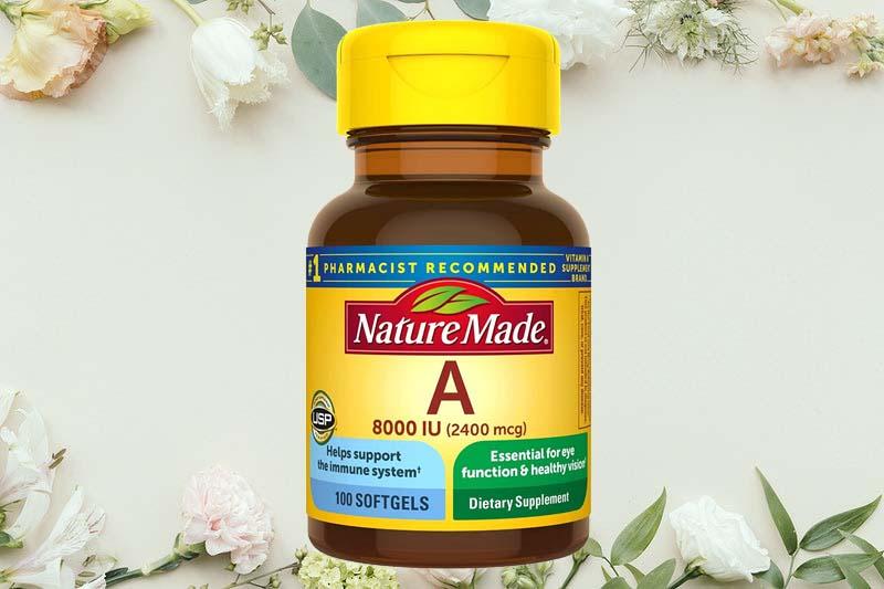Vitamin A Nature Made