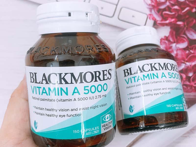 Vitamin A 5000IU hãng Blackmores