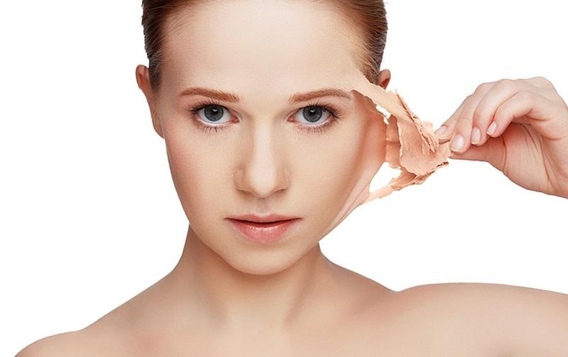 Collagen giúp da tăng sự đàn hồi và duy trì được vẻ trẻ trung