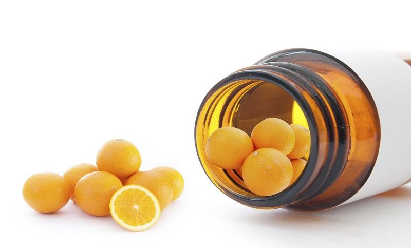 Vitamin C cũng là vi chất được áp dụng trong công nghệ làm đẹp