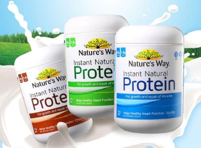 Các sản phẩm mang thương hiệu Nature's Way được thị trường đón nhận