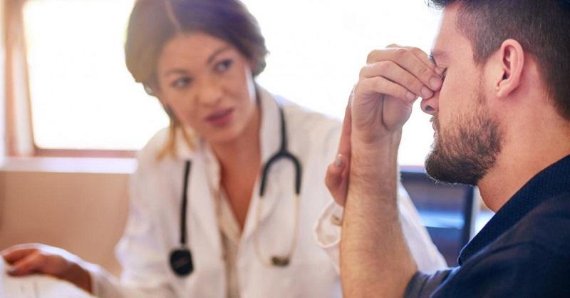 Bệnh nhân cần sớm đi thăm khám