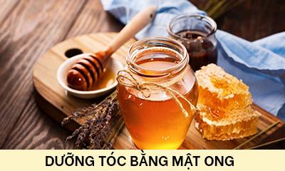 Hướng dẫn bạn 12 cách dưỡng tóc bằng mật ong giúp tóc chắc khỏe và bóng mượt hơn