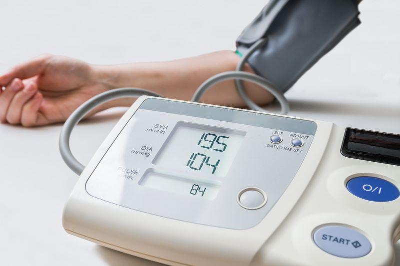 Huyết áp vượt ngưỡng 120/80 mmHg được gọi là huyết áp cao
