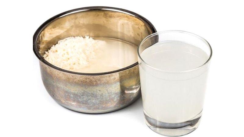Công dụng của nước vo gạo với làn da