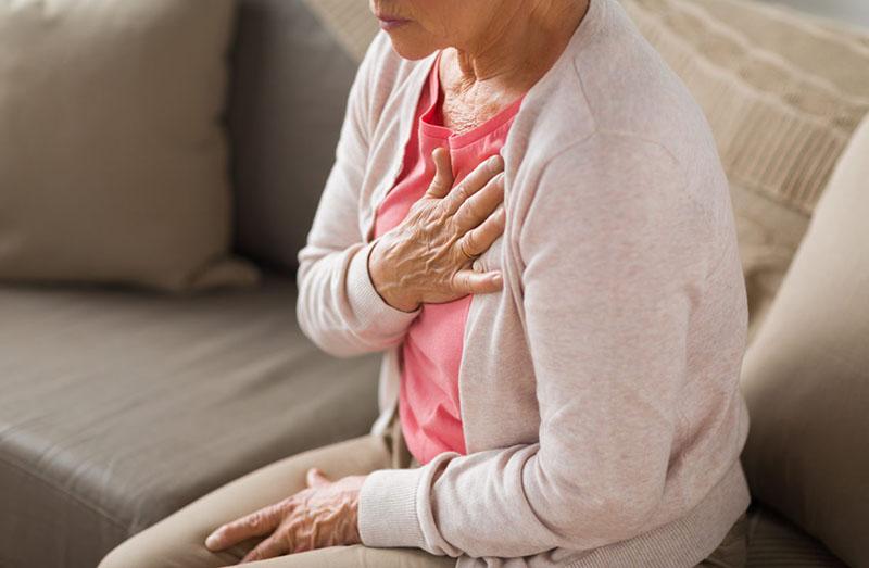 Nhồi máu cơ tim có thể gây suy tim