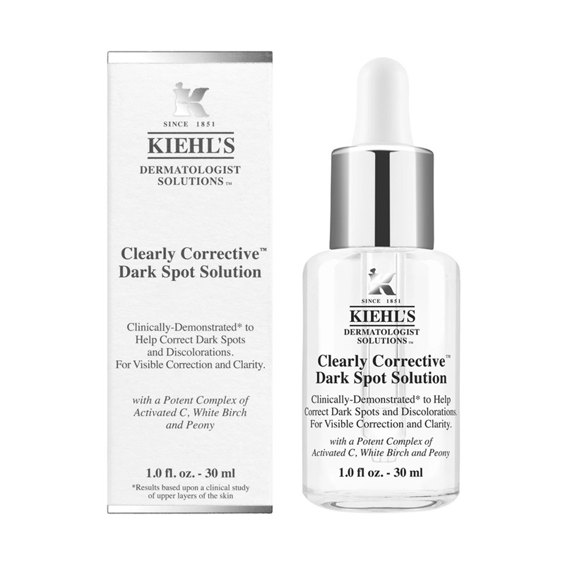 Serum Vitamin C Kiehl's Clearly Corrective Dark Spot Solution