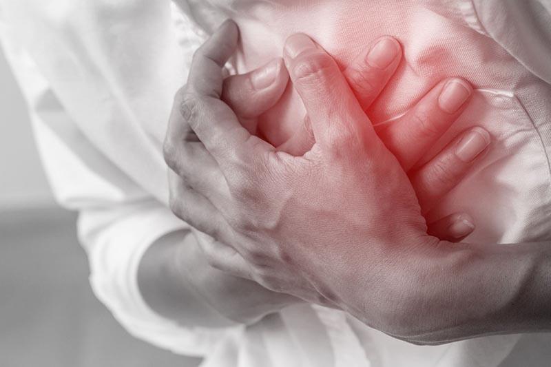 Thiếu máu cơ tim là tình trạng gì