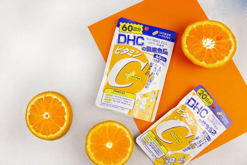 Thực phẩm chức năng DHC Vitamin C