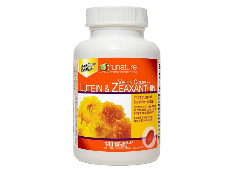 Trunature Vision Complex Lutein & Zeaxanthin