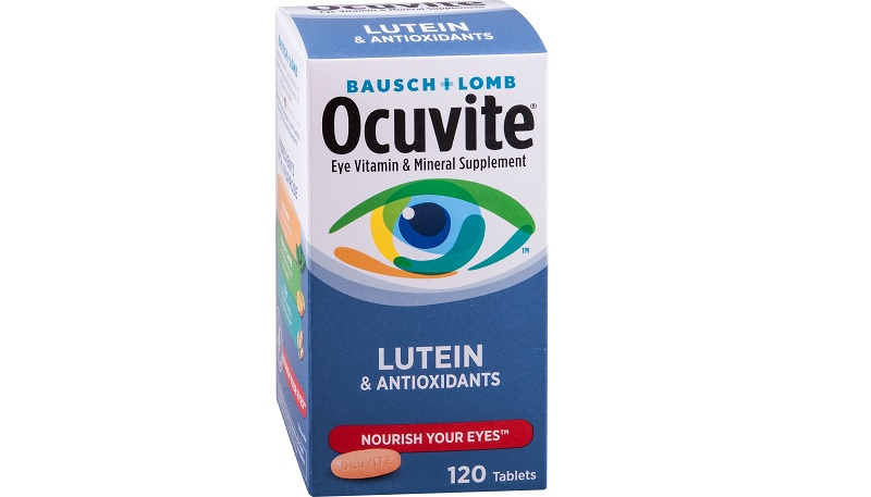 Ocuvite Eye Vitamin & Mineral with Lutein