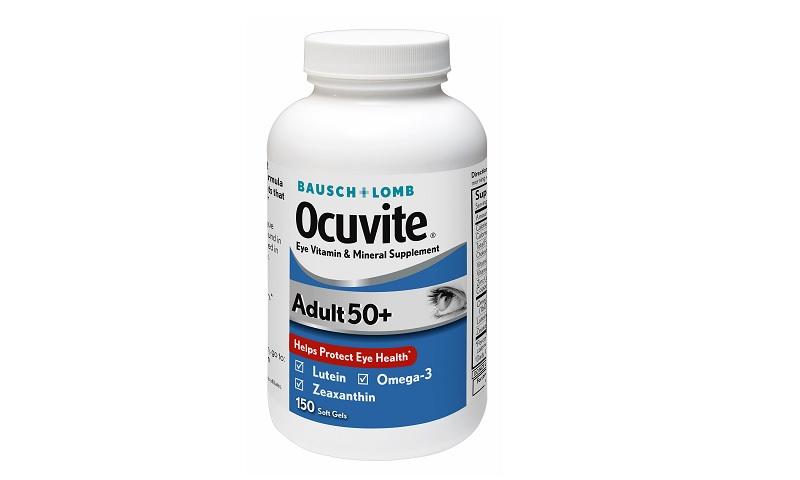 Thực phẩm chức năng bổ mắt Ocuvite twin pack