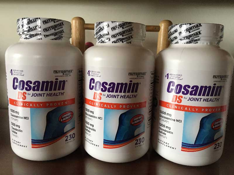 Cosamin DS For Joint Health cho người lớn tuổi
