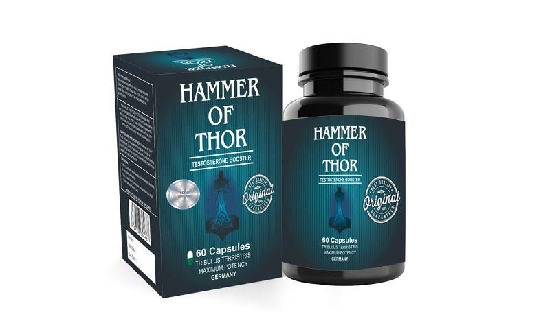 Hammer of thor cải thiện xuất tinh sớm