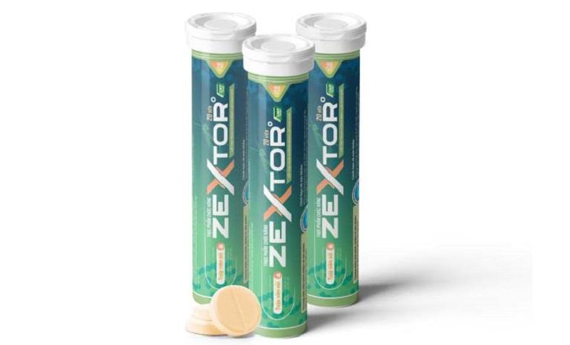 Zextor - Viên sủi cho người yếu sinh lý