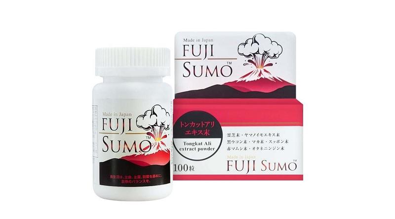 Fuji sumo hỗ trợ đẩy lùi xuất tinh sớm