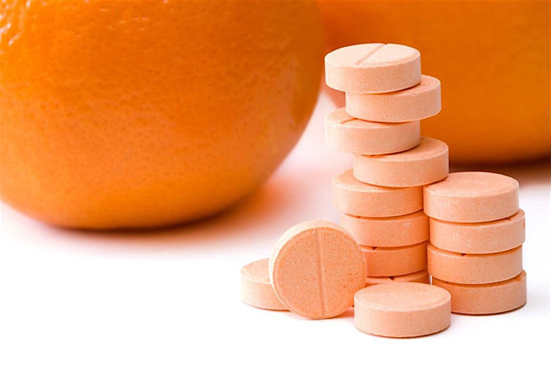 Vitamin C dạng viên sủi