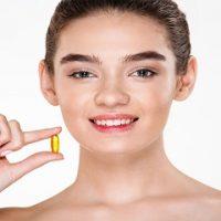 Uống vitamin C không thực sự làm trắng da