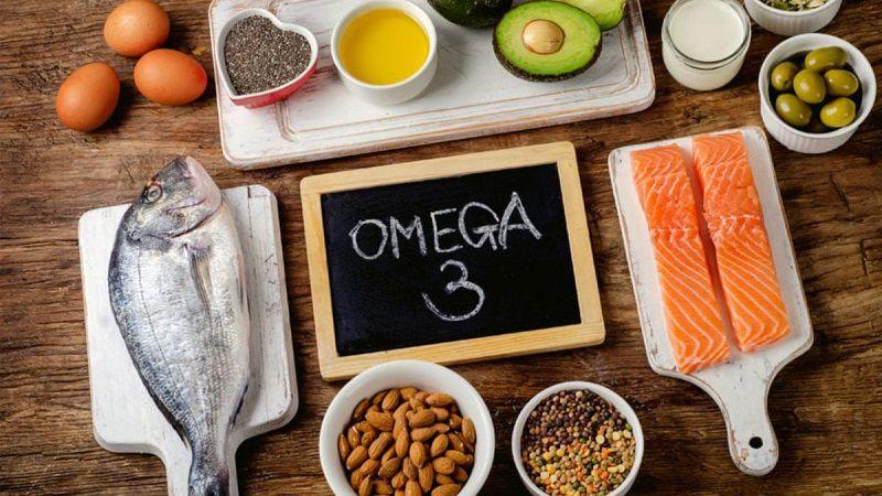 Người bệnh nên sử dụng nhóm thực phẩm giàu omega 3
