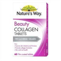 Viên uống Nature's way beauty collagen dành cho phái đẹp ngừa lão hóa
