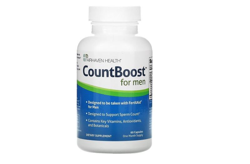 Fairhaven Health CountBoost For Men